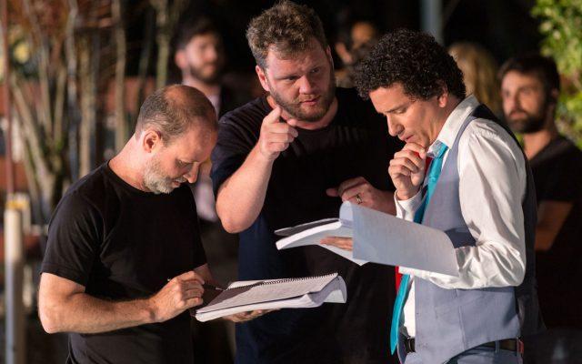 Making Of do filme Juntos & Enrolados