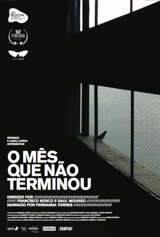 Poster do filme O mês que não terminou